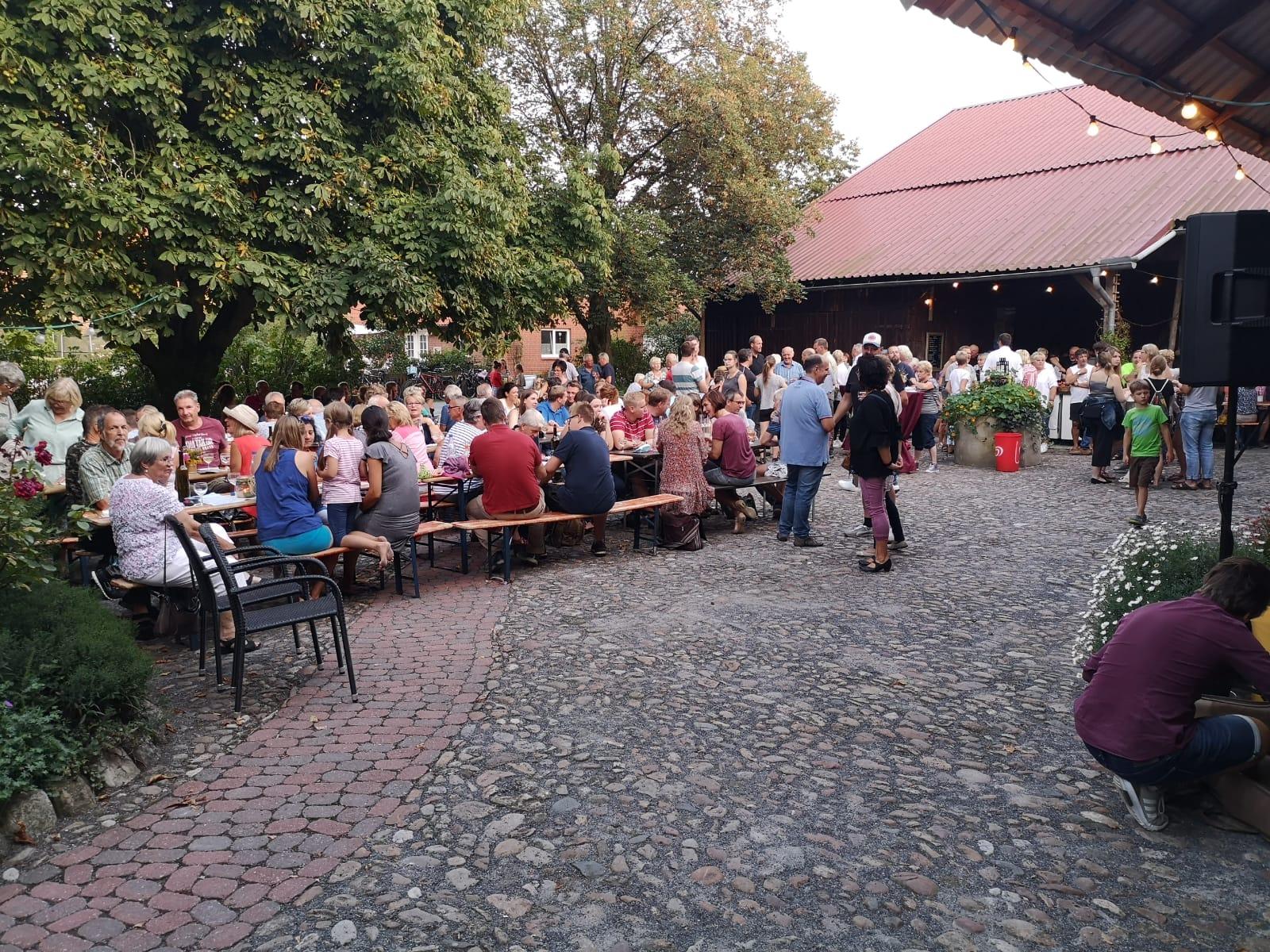 24. Weinfest in Höfer!